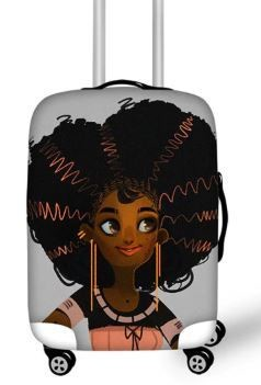 Luggage Cover (Electric fro)