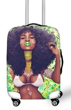 Luggage Cover ( Warrior Princess)