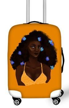 Luggage Cover (Elegance)