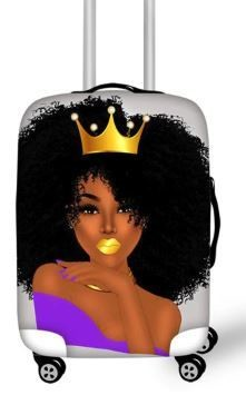 Luggage Cover (Royalty)