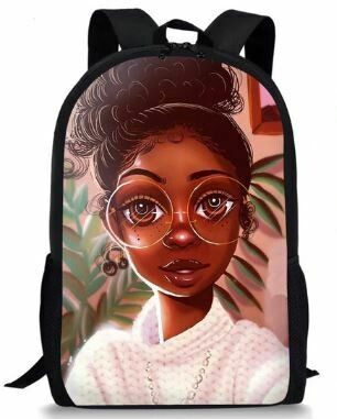"16"" Girls BackPack (Design 67)"
