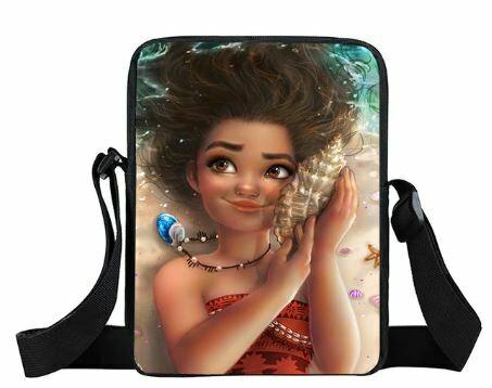 Girls Mini Messenger Bag (Design #5)