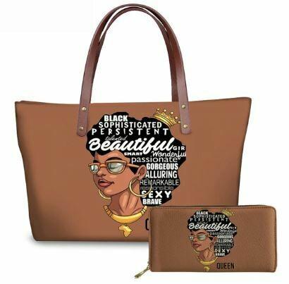 Luxury Handbag & Wallet (Design 24)