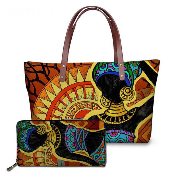 Luxury Handbag & Wallet (Design 5)