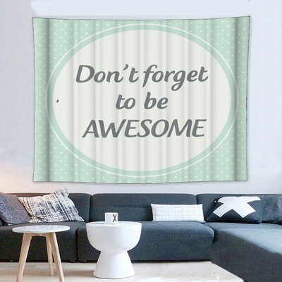 Inspirational Tapestry (Design #9)