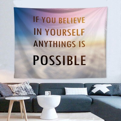 Inspirational Tapestry (Design #1)