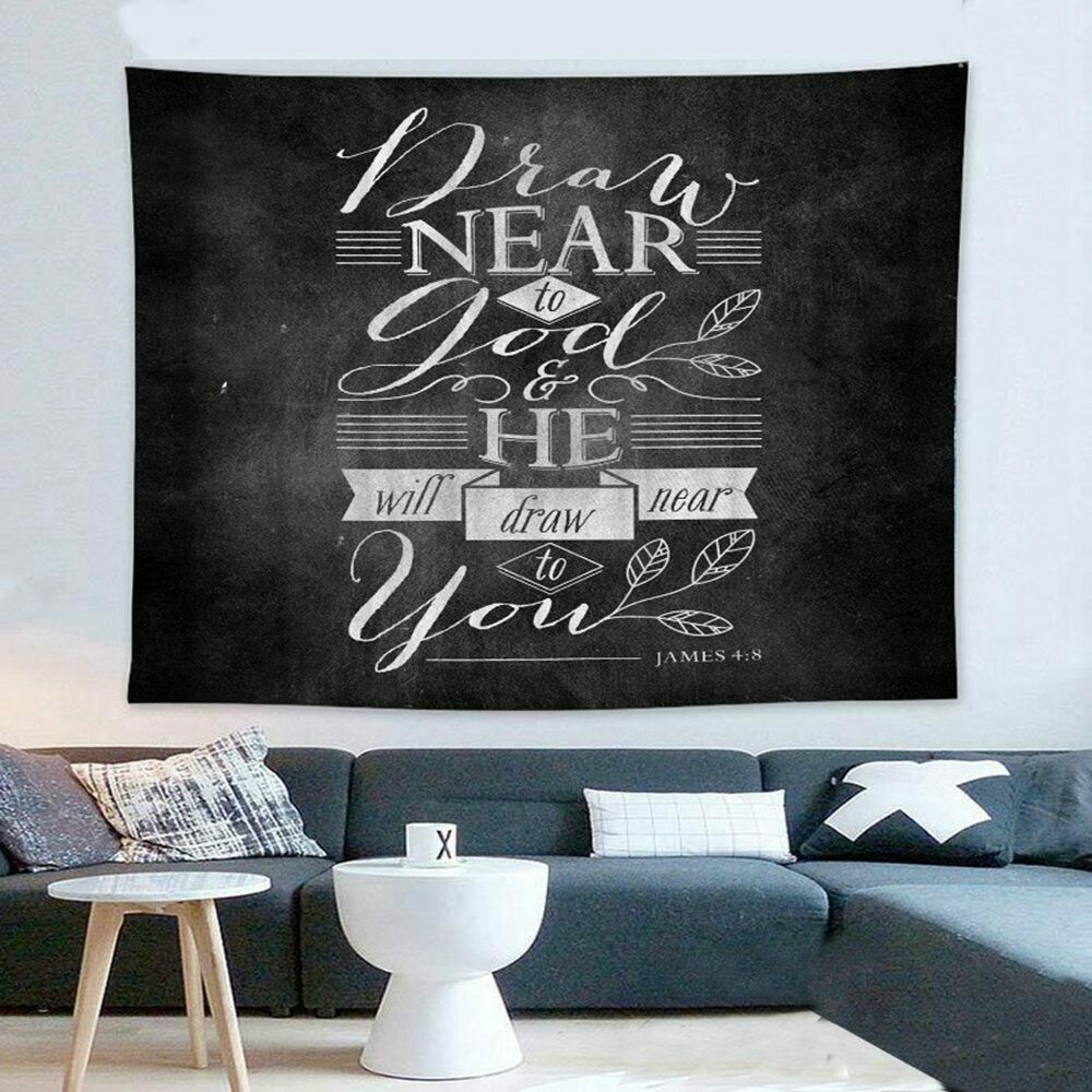 Scripture Wall Tapestry (Design #5)