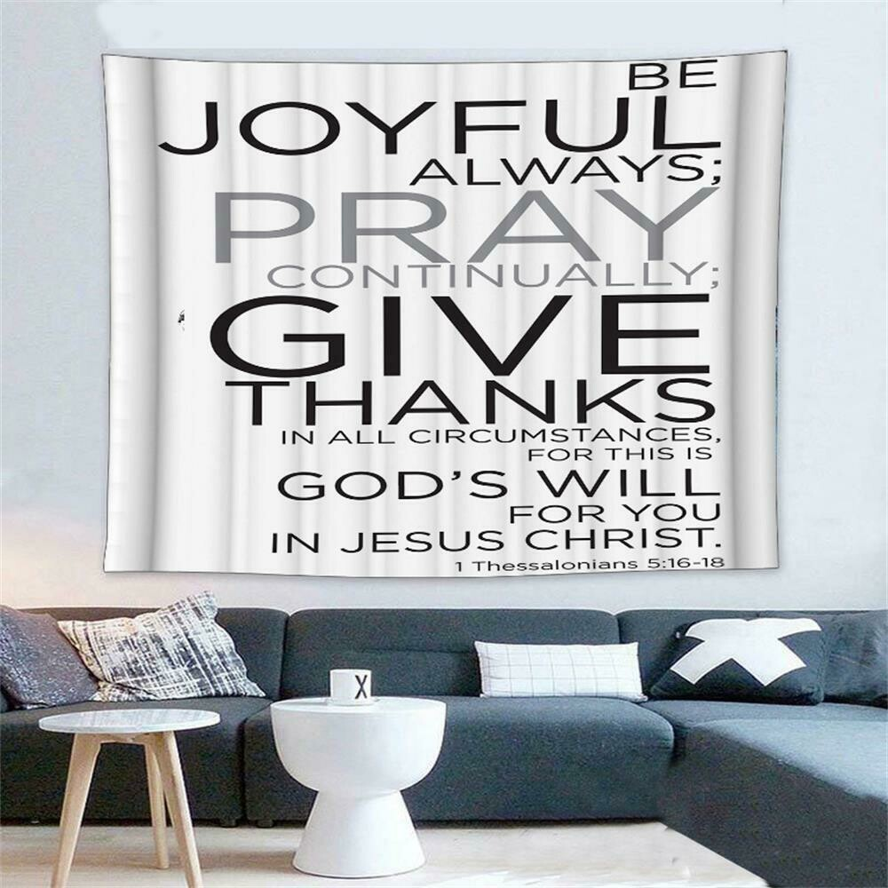 Scripture Wall Tapestry (Design #10)