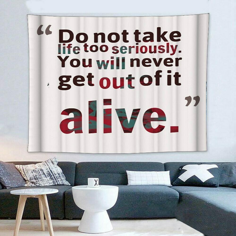 Inspirational Tapestry (Design #7)