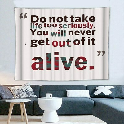 Inspirational Tapestry (Design #7)