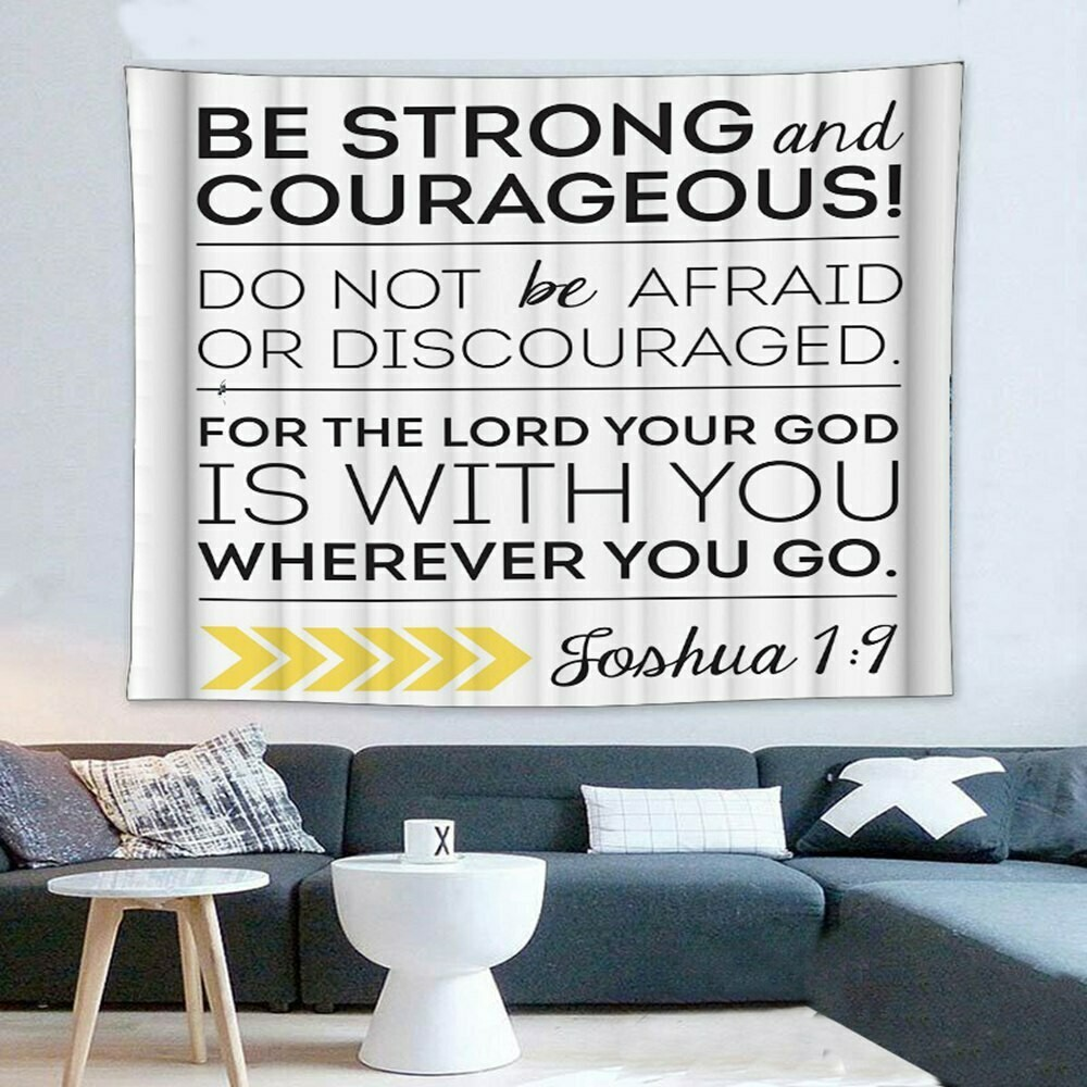 Scripture Wall Tapestry (Design #11)
