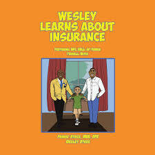Book (Wesley Learns about Insurance)