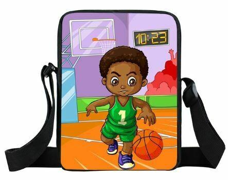 Boys Mini Messenger Bag (Design #10)