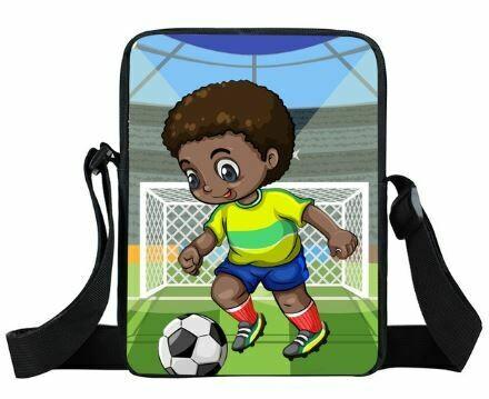 Boys Mini Messenger Bag (Design #11)