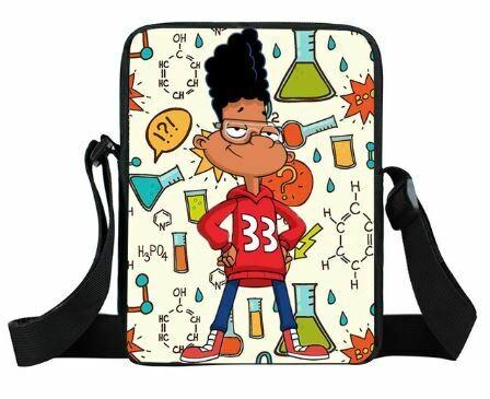 Boys Mini Messenger Bag (Design #12)