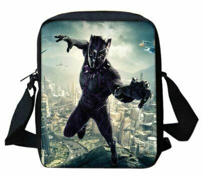 Boys Mini Messenger Bag (Design #7)