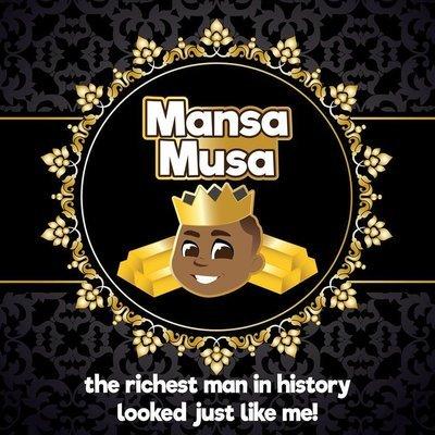 Shower Set (***Special Edition***Mansa Musa)