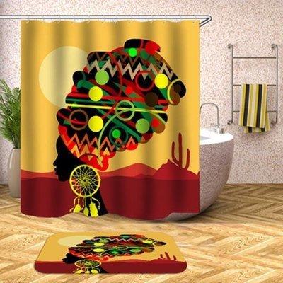 Shower Set (Wrap Queen)