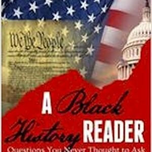 Book (A Black History Reader: 101 Questions You Never Thought To Ask)