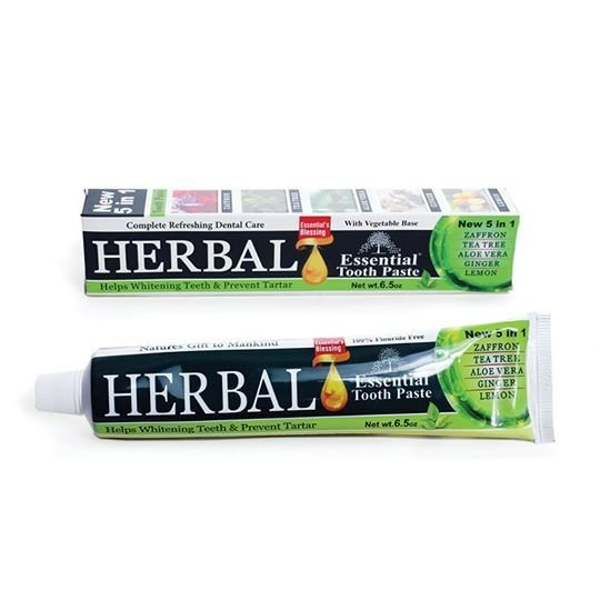 Herbal 5-in-1 Toothpaste