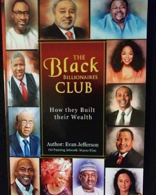 The Black Billionaires Club (Book)