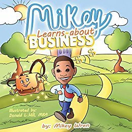 Book (Mikey Learns about Business)