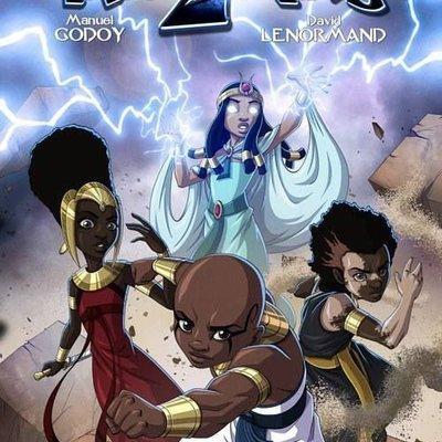 Book (Kids 2 Kings Comic Vol 1)