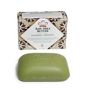 Raw Shea Butter Bar Soap with Frank & Myrrh