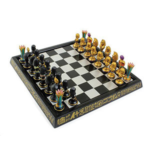 Exclusive Design: Egypt Chess Set