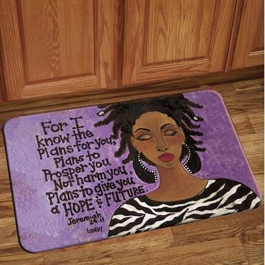 Interior Floor Mat (For I Know)