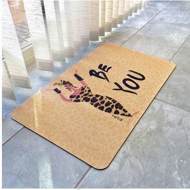 Interior Floor Mat (Be You)