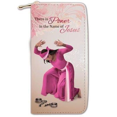 Women's Wallet (Power in the Name of Jesus)