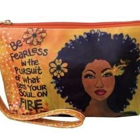 Cosmetic Pouch (Soul on Fire)