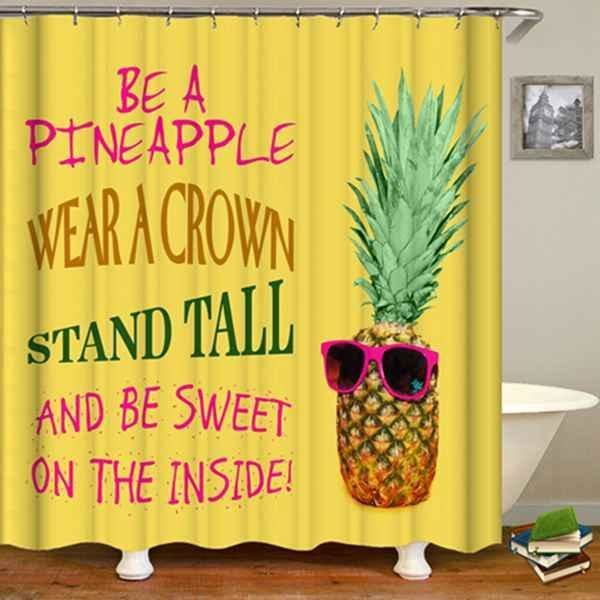 Shower Set (Be A Pineapple)