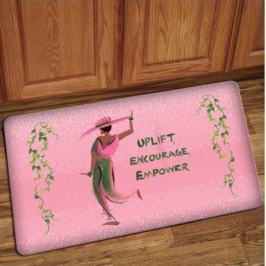 Interior Floor Mat (Uplift Encourage Empower)