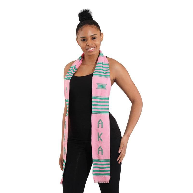 Sorority Sash (AKA Pink)