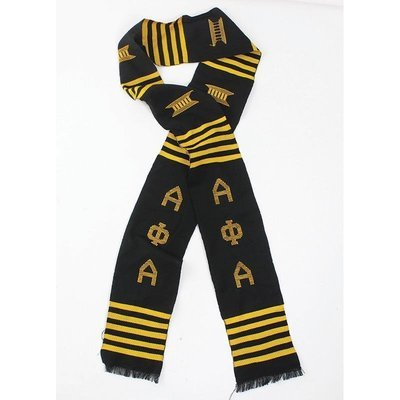 Fraternity African Sash (Alpha Phi Alpha)