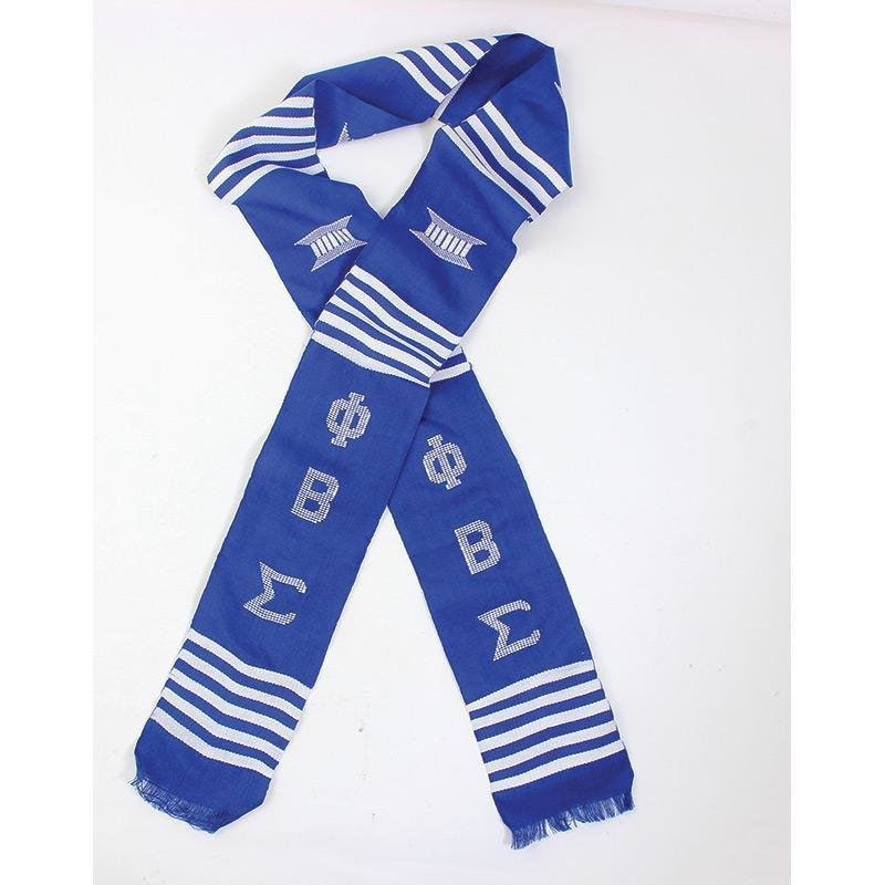 Fraternity African Sash (Phi Beta Sigma)