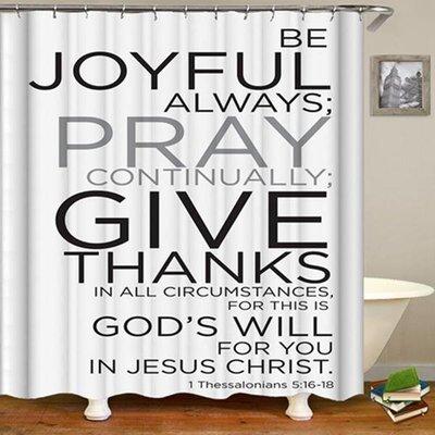 Shower Set (Be Joyful)