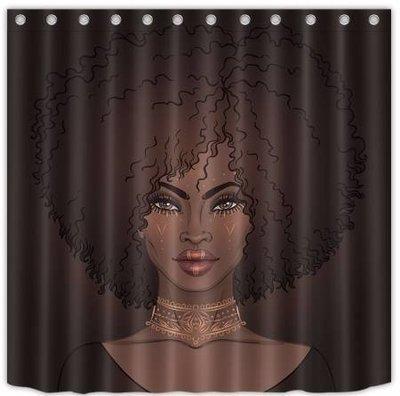 Shower Set (Brown Suga)