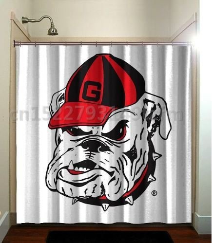 Shower Curtain (UGA)