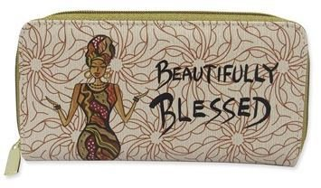 Women's Wallet (Beautifully Blessed)