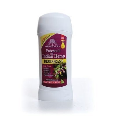 Patchouli with Indian Hemp Deodorant