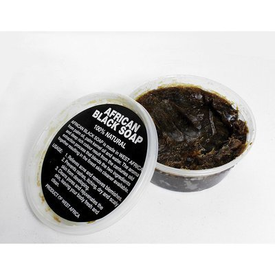 West African Black Soap