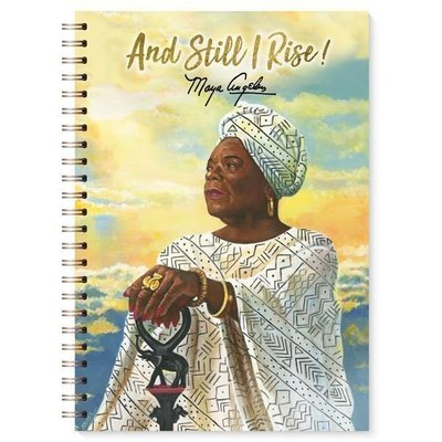 Maya Angelou: And Still I Rise Wired Journal