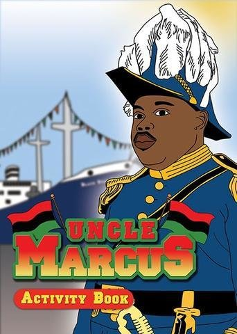 Uncle Marcus Activity Book