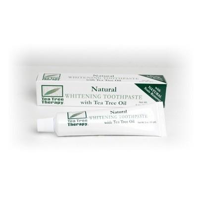 Natural Tea Tree Whitening Toothpaste