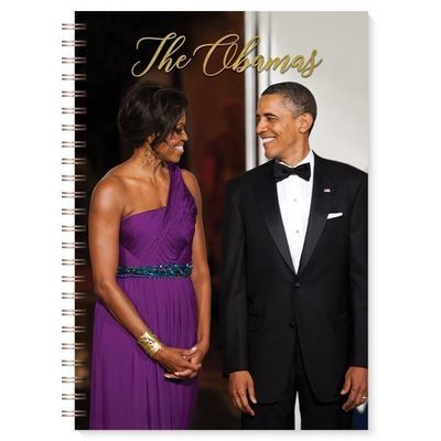 The Obamas 3  Journal