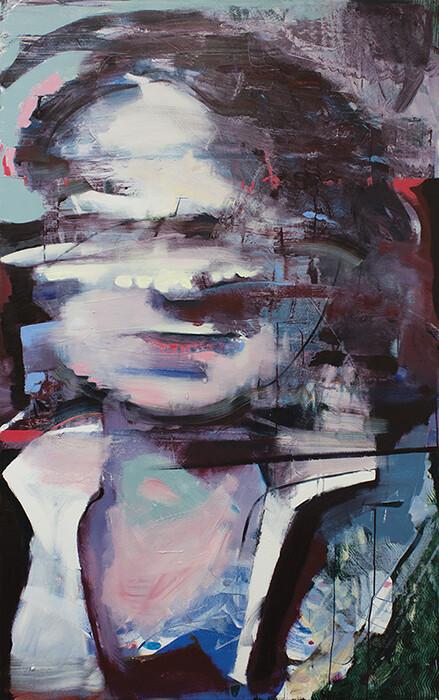 Alteration III, oil on canvas Bartosz Beda | Original Painting