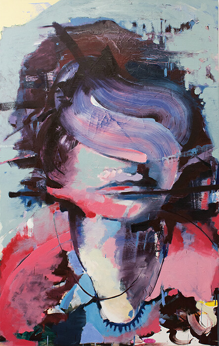 Alteration I, oil on canvas Bartosz Beda | Original Painting